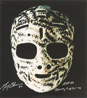 cheevers signed print