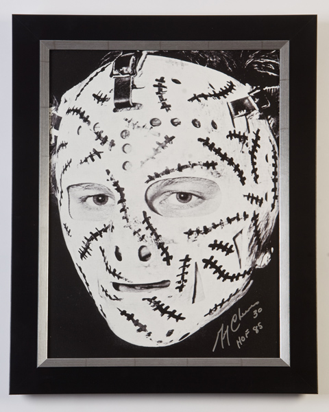 Cheevers Mask Canvas